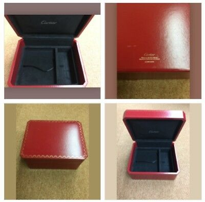 Very Rare Large Cartier Presentation Jewelry BOX - COWA0010 Excellent Condition.
