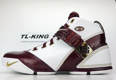 bd0a1cffbfe Nike Zoom Lebron 5 Christ The King CTK Home Sample PE Player Exclusive  Promo 16