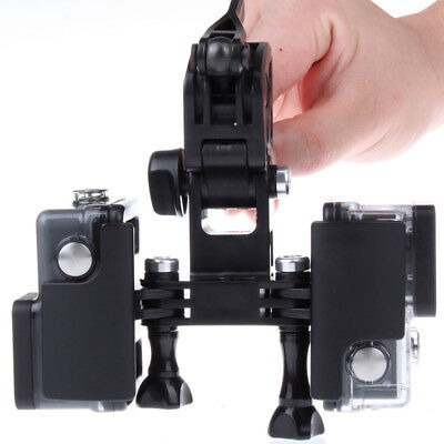 Quality Gun Fishing Rod Bow Sportsman Mount Clip for GoPro Hero GoPro 2 3 3+ 4