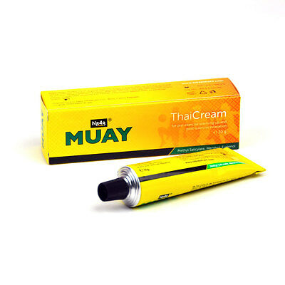 Namman MUAY Thai Boxing Analgesic Cream