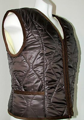 Ladies Gilet,Wool Vest,Traditional Costume Waistcoat Cashmere Quilted Made in