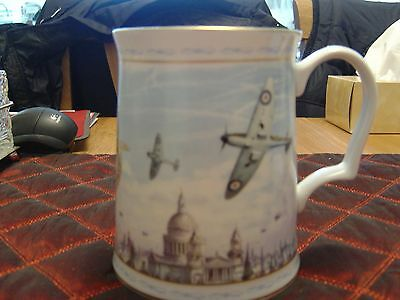 The Royal Air Force Museum Flying For Britain Tankard.
