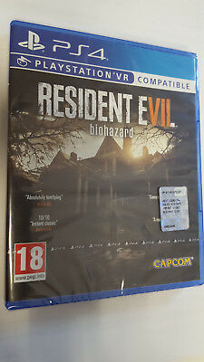 Gioco Resident Evil 7 Biohazard Playstation 4 Ps4 Multilingua Game Videogame