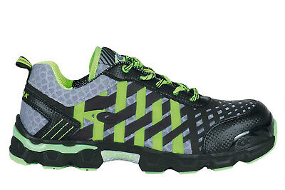 Safety Shoe Cofra Work Kayak Grey S1 P Src Shoes Security