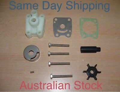 New Yamaha Mariner Outboard Water Pump Repair Kit 4 HP 5 HP 6E0-W0078-00