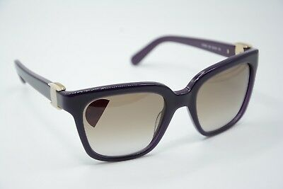 63e974d56c New Salvatore Ferragamo Sf 782S 505 Purple Gradient Authentic Sunglasses  52-20