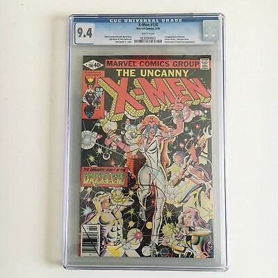 X-Men 130 CGC 9.4 White Pages 1st app of Dazzler