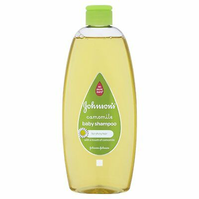 Johnsons Camomile Baby Shampoo 500 Ml