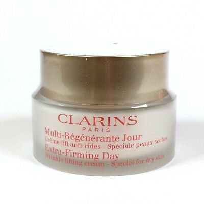 CLARINS Extra-Firming Night- Special for dry skin - 1 7oz