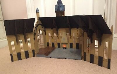 Harry Potter Hogwarts Great Hall Castle Playset