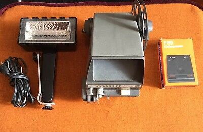 Job lot Superay Muray sup8, Klebepresse F8S, Kobold 1000 Filmleuchte