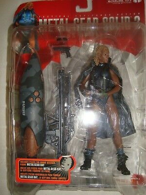 Figurine Spawn Fortune Metal Gear Solid 2 Sons Of Liberty Annee 2001