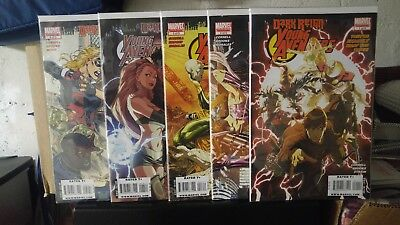 Dark Reign Young Avengers 1-5 of 5 set