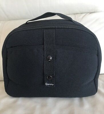 *Quinny* Buzz Clip On Buggy Bag /rain Cover - Very Good Condition
