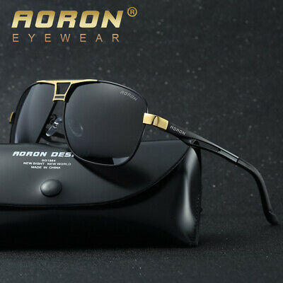 ea973a2c48 Aluminum frame Polarized Sunglasses Men s Driving Glasses Sports Goggles  Eyewear