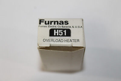 Siemens/furnas H-51 Replacement Overload Heater