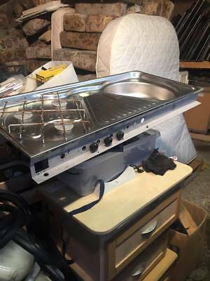 Caravan/motorhome  Hobby  Hob And Sink