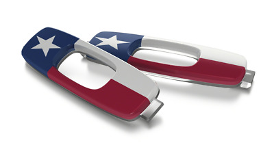 New Oakley Batwolf Sunglasses Replacement Icons O Attachments Pair Texas Flag