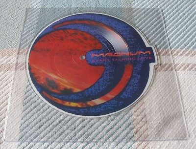 Magnum - Start Talking Love - Scarce Vinyl Picture Disc  Beauty!
