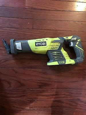 Ryobi 18-Volt ONE+ Cordless Reciprocating Saw - Tool Only