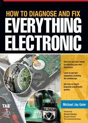 *PDF* How to Diagnose and Fix Everything Electronic (Read Description)