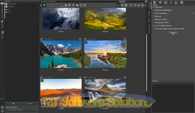 how to open camera raw image in psd