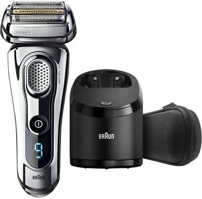Braun Series 9 9290cc Wet and Dry Electric Shaver For Men With Clean and Charge