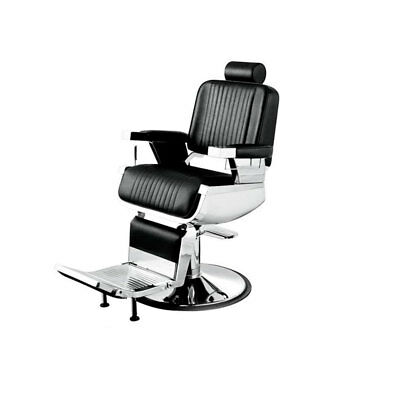 PureOX Barber Chair with Recline System BS-31905NG1 Barber Salon