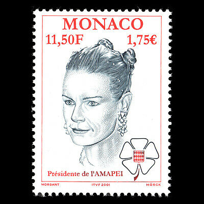 Monaco 2000 - Association for Help and Protection Royalty - Sc 2184 MNH