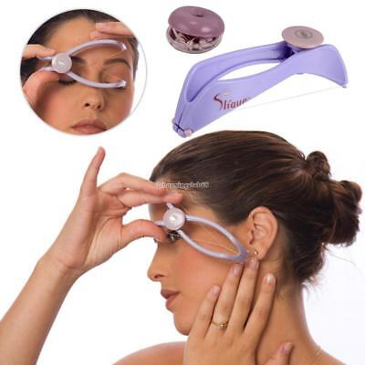 Womens Beauty Tool Manually Threading Face Facial Spa Hair Remover IS6H
