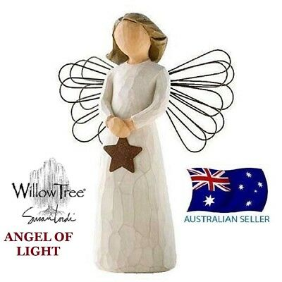 ANGEL OF LIGHT Demdaco Willow Tree Figurine By Susan Lordi  BRAND NEW IN BOX