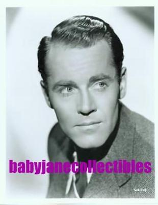 HENRY FONDA HANDSOME HOLLYWOOD portrait (bv1-10)