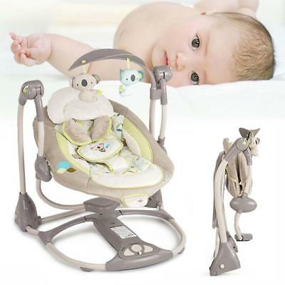 Electric Cradle Baby / Child / Kids Compact Balloon Bouncing / Rocking Cha COP