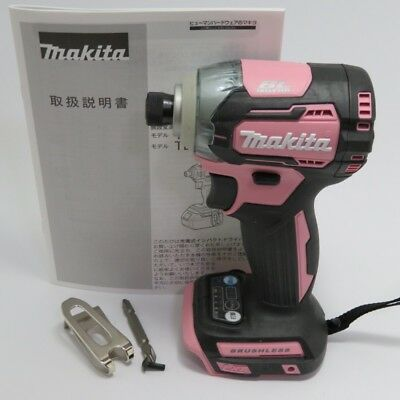 Makita TD170DZ impact driver Pink TD170DZP 18V body only made in japan