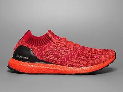 new concept ec0b2 5eefe ADIDAS ULTRA BOOST Uncaged LTD Triple Red Size 8.5. BB4678 NMD PK Yeezy
