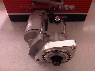 Opel/Gm Vauxhall C20Xe C20Let 2.0 2.2 Red Top Powerlite Uprated Starter Motor