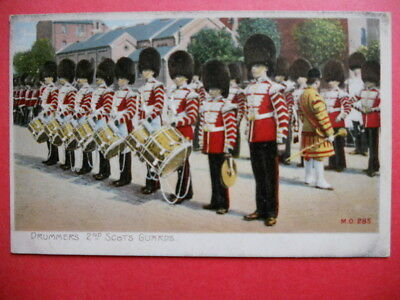 DRUMMERS  :  2nd Scots Guards.