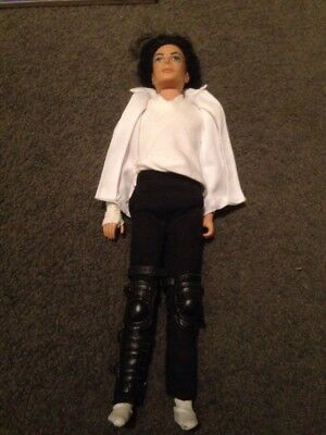 Michael Jackson Action Figure Rare Collectors Item Doll