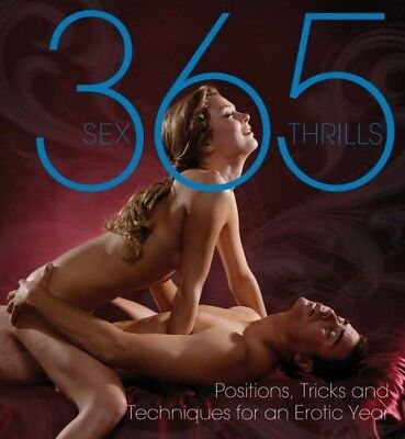 PDF Book 365 Sex Positions Tricks and Techniques For Couples EROTIC Adults 18+ !