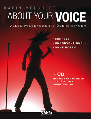 About Your Voice (mit CD) EH 3707 EAN: 9783866260672