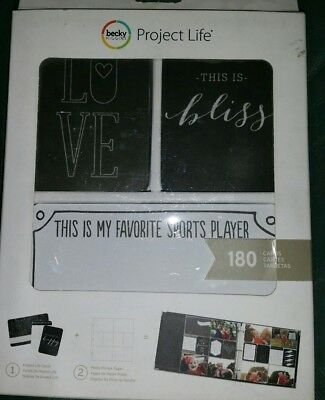 Project Life By Becky Higgins - Good Times Kit