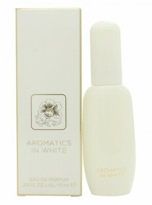 Clinique Aromatics In White Eau De Parfum 10Ml Spray - Women's For Her. New