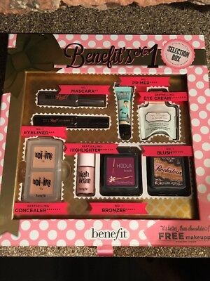 Benefit No1 Selection Box Limited Edition BNWB Authentic
