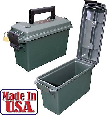 Ammo Can 30 Cal Military Caliber Box Army Style Storage Box Container Ammunition