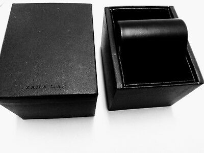 Vintage zara Wrist Watch Inner & Outer Box & Papers