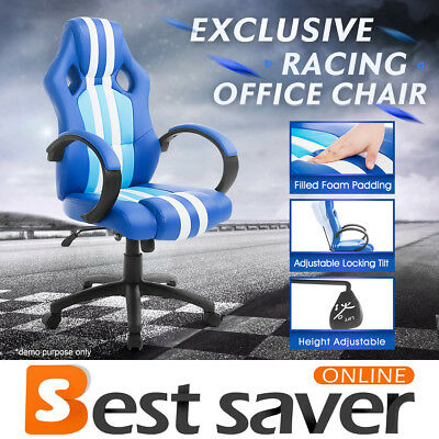 NEADER High Back Racing Gaming Office Chair Executive Computer Desk Swivel Chair