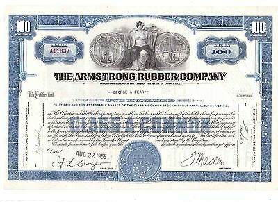 Armstrong Rubber Company  1955