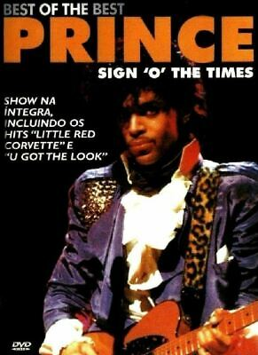 Prince: Sign O The Times DVD (NEW, ALL REGION)