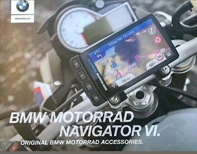 original bmw motorrad navigator 6 vi garmin europa. Black Bedroom Furniture Sets. Home Design Ideas
