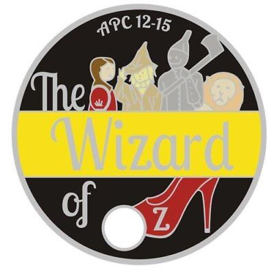 Pathtag #36915 - The Wizard of Oz